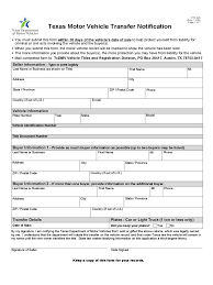 Texas Motor Vehicle Bill Of Sale Form by Vehicle Transfer Form 20 Free Templates In Pdf Word Excel Download