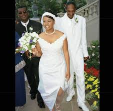 his and wedding wedding wednesday 5 facts about the shante snoop dogg