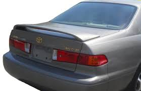 toyota camry spoiler toyota camry factory style spoiler 1997 2001