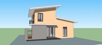 sketchup create modern house in min youtube idolza