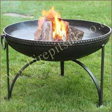 Firepits Co Uk Pits Firepits Kadai Bowl Outdoor Firepit Bbq
