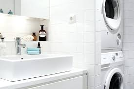laundry in bathroom ideas bathroom laundry room combo pictures modern style basement bathroom