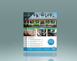 real estate brochure templates psd free 30 amazing free real estate flyer templates psd