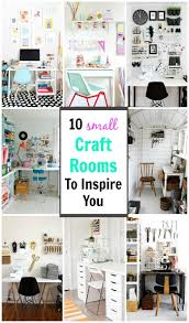best 10 small craft rooms ideas on pinterest small sewing space craft corner dreams