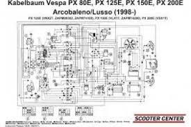 vespa px 80 wiring diagram wiring diagram
