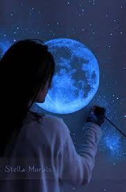 glow in the dark star murals turn your room into cosmic glow in the dark star murals turn your room into cosmic masterpieces
