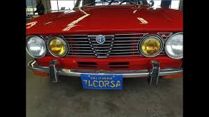 alfa romeo classic alfa romeo classic car collection at the sonoma raceway youtube
