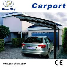 sale aluminum modern carports for car parking shade buy