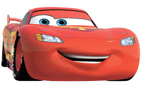 room mates cars lightning mcqueen number 95 giant wall decal default name