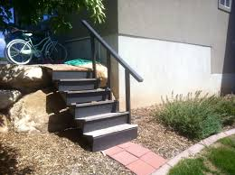 stairs to the backyard u2013 taylor andrew brown