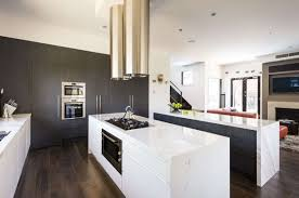 White Laminate Kitchen Cabinets Kitchen Black Granite White Wood Floor The Most Suitable Home Design