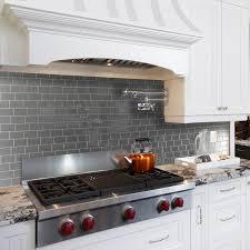 dosseret cuisine un dosseret autocollant métro pour cette cuisine smart tiles