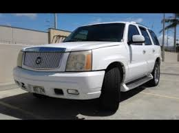 used 2002 cadillac escalade used 2002 cadillac escalade for sale 19 used 2002 escalade