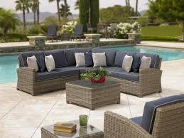 Orange Wicker Patio Furniture - luxury outdoor patio furniture designs ideas and decor