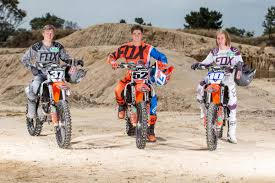 motocross mad mad launches three rider mx nationals squad motoonline com au