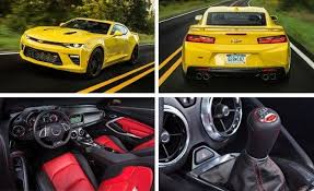 2016 chevy camaro ss 2016 chevrolet camaro ss manual drive review car and driver