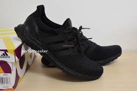 Jual Adidas Ultra Boost Black ultra boost 3 0 black