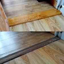 Laminate Floor Door Threshold Carpentry Services The Cotswold Handy Company