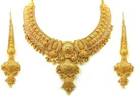 jewellery necklace earring sets images Fine jewelry 22k gold necklace and earrings set jpg