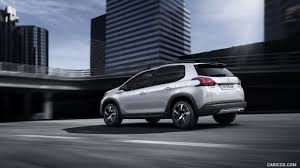 peugeot 2008 2017 2017 peugeot 2008 gt line rear hd wallpaper 4
