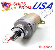 Wildfire 150 Atv Parts by Wildfire Jonway 125 150 150cc Starter Motor Scooter Moped Atv Quad