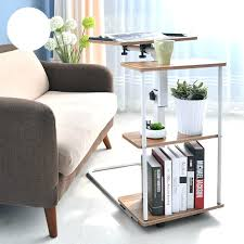 side table with laptop storage side tables side table for laptop charming under couch side table