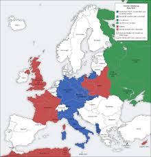 The Map Of Europe Map Of Europe Pre Ww2 Roundtripticket Me