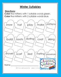 learning ideas grades k 8 fun winter literacy worksheets for kids