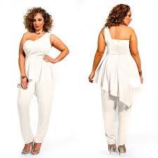 plus size bodycon jumpsuit plus size white rompers jumpsuits vsw fashion