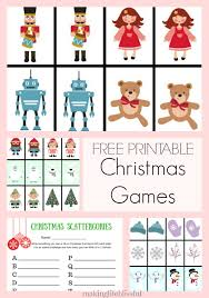 free printable christmas games for kids 2 making life blissful