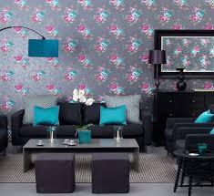 Wallpaper Yang Bagus Untuk Rumah Minimalis   218 contoh wallpaper dinding ruang tamu gambar rumah idaman