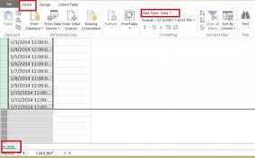 Which Date Is How To Create A Date Table In Powerpivot With One Single Value Kohera