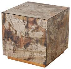 Cube Side Table Cube End Table Divinodessert