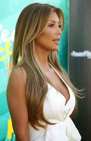 great hair for summer especially with her tan when you have such