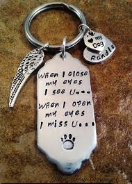 in memory of keychains 11 best pet memorials images on cat memorial key