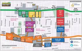 eaton centre floor plan montréal underground city discover restaurants boutiques