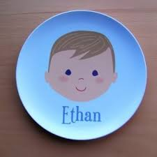 personalized photo plate the cutest personalized plates for kids cool picks