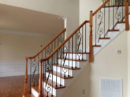 Iron Stair Banister Interior Rod Iron Stair Railing Rod Iron Stair Railing Make