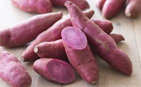 what the heck is a purple sweet potato and how do you cook it