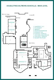 Main Level Floor Plans Main Level Floor Map