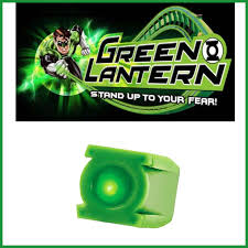 green lantern movie light up ring mens halloween costume