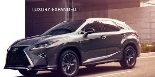 lexus atomic silver rx 350 2018 lexus rx luxury crossover lexus com