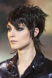 modern mullet hairstyles modern mullet short hairstyles for women over 50 grey