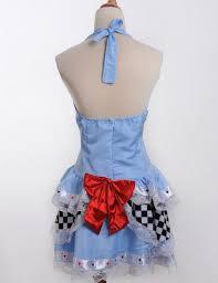 moonight alice in wonderland princess cards poker maid dress