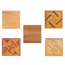 wood vinyl tiles 40 pieces self adhesive indoor flooring actual