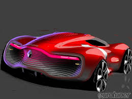 exclusive future car rendering 2016 renault dezir concept car eurotuner magazine