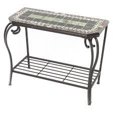 Patio Sideboard Table Patio Console Table For A Good Decoration On Your Backyard