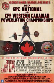 independent powerlifting association contact