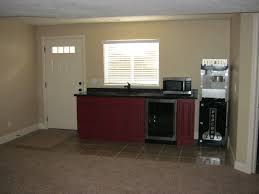 kitchen small basement kitchen finishing ideas using wooden