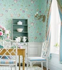 Wallpaper For Dining Room by Vintage Dining Room Peaceful Design Vintage Dining Room All